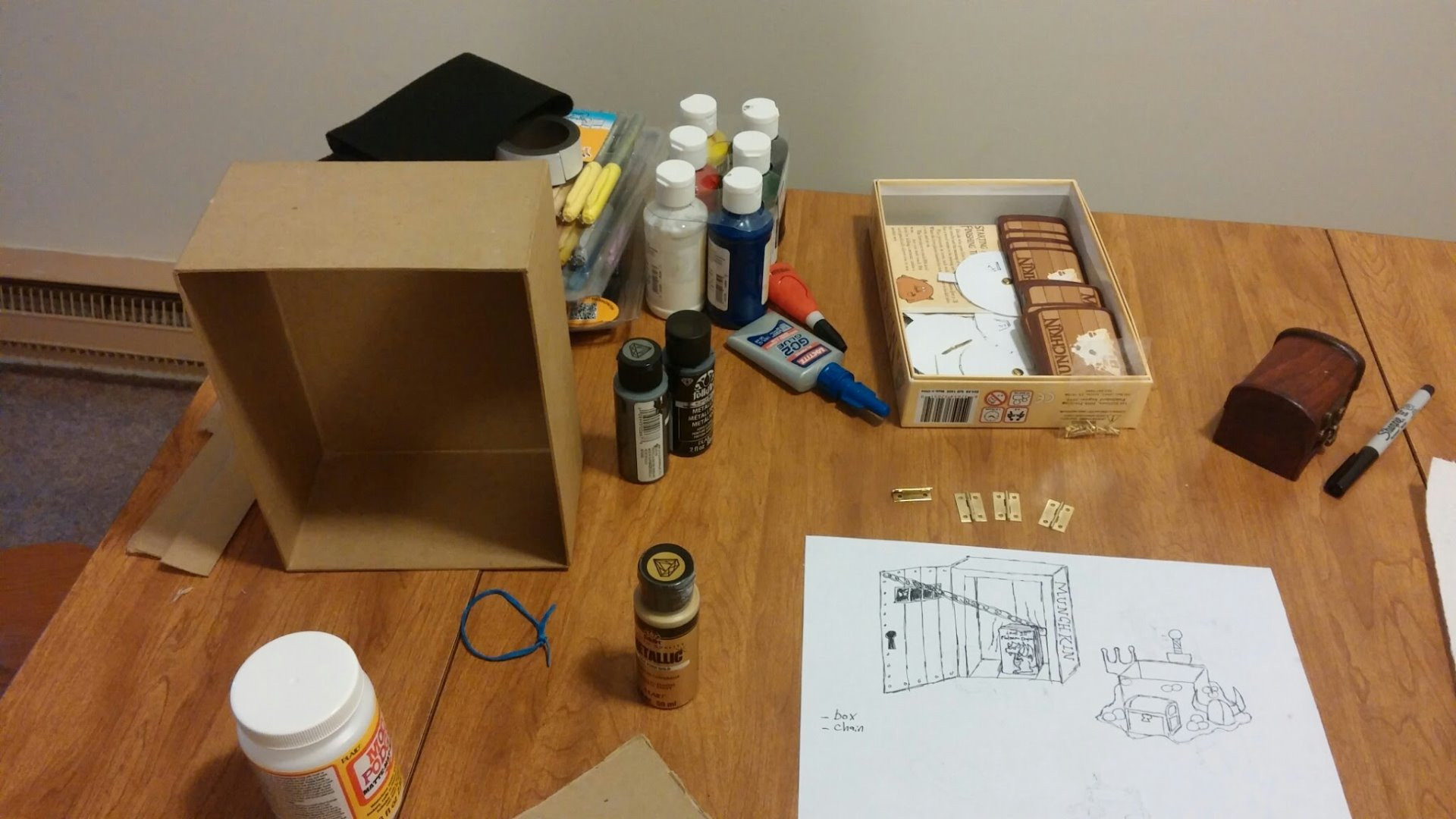 Picture of Step 2:  Materials