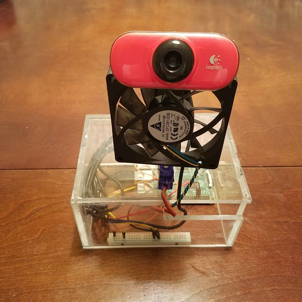Picture of Face Tracking Desk Fan