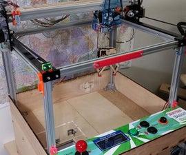 Arduino Claw Machine