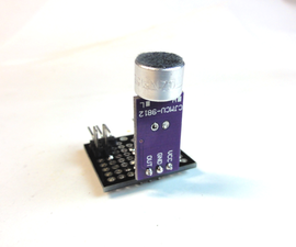 IOT123 - I2C MAX9812 BRICK