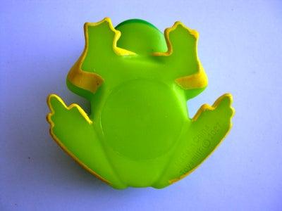 Open Up the Frog's Abdomen