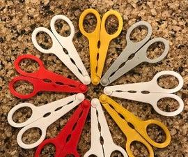 3D Printed Sunflower Seeds Cracker