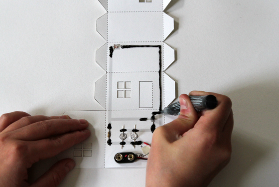 Picture of Step 8: Fill in the Rest of the Circuit