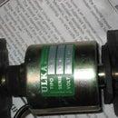 Rebuilding an ULKA Vibratory Pump (Espresso machine pump)