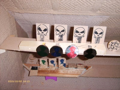 Light Up Airsoft Targets