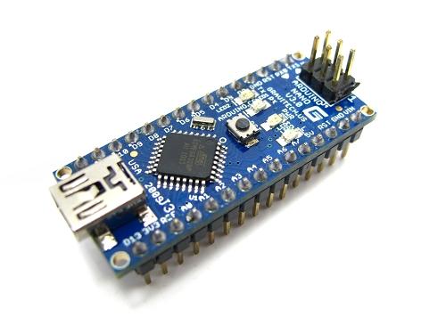 Picture of FT232R USB UART Arduino Nano