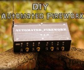 DIY Automated Firework Using Smartphone