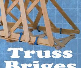 Cable Tie Truss Bridges