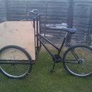 Cargo bike / Ice Cream Bike