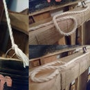 How to Make Rope (nautical look)