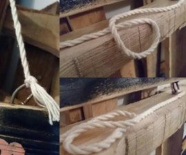 How to Make Rope (nautical Look)