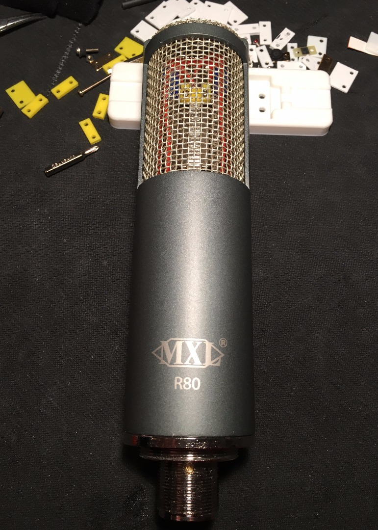 Picture of Ribbon Microphone Upgrade for MXL R80