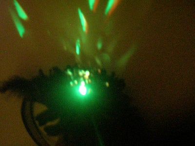 How to Make a Color-changing LED Flower Headband