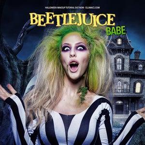Beetlejuice Babe - SFX Makeup Tutorial