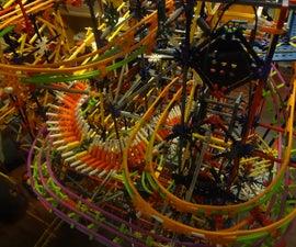 K'nex ball machine Europort