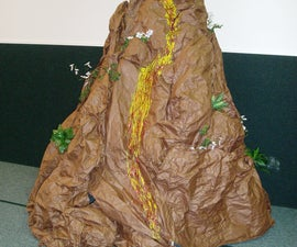 DO YOU NEED a VOLCANO? YES? THEN BUILD ONE.