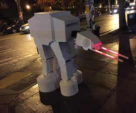 At-At Walker from Star Wars Costume