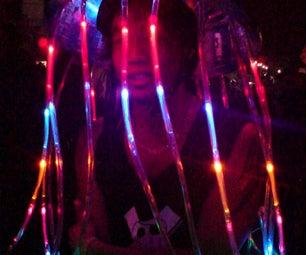 Halloween LED Jellyfish Costume