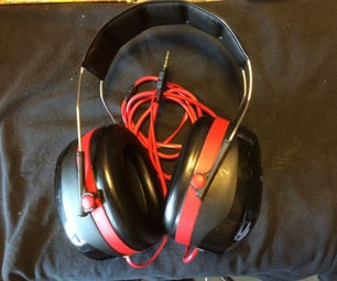 DIY High Performance Noise Isolating Headphones