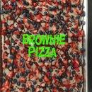 Brownie Pizza