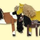How to make a peg pony