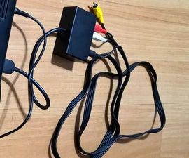 Mega Drive (Genesis) AV Output Mod Using EXT Port