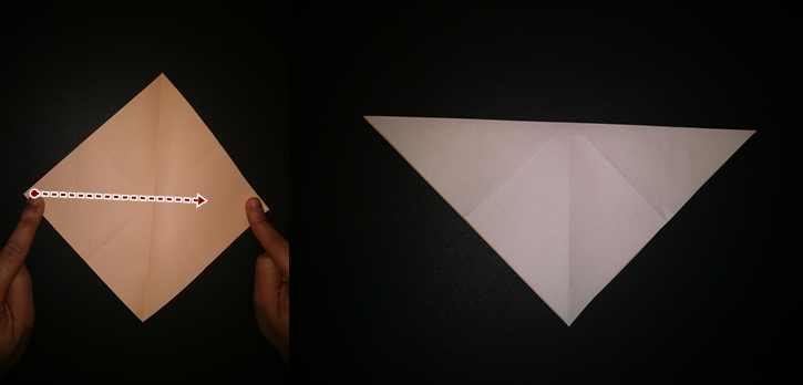 Picture of Unfold and Do for the Other Two Corners