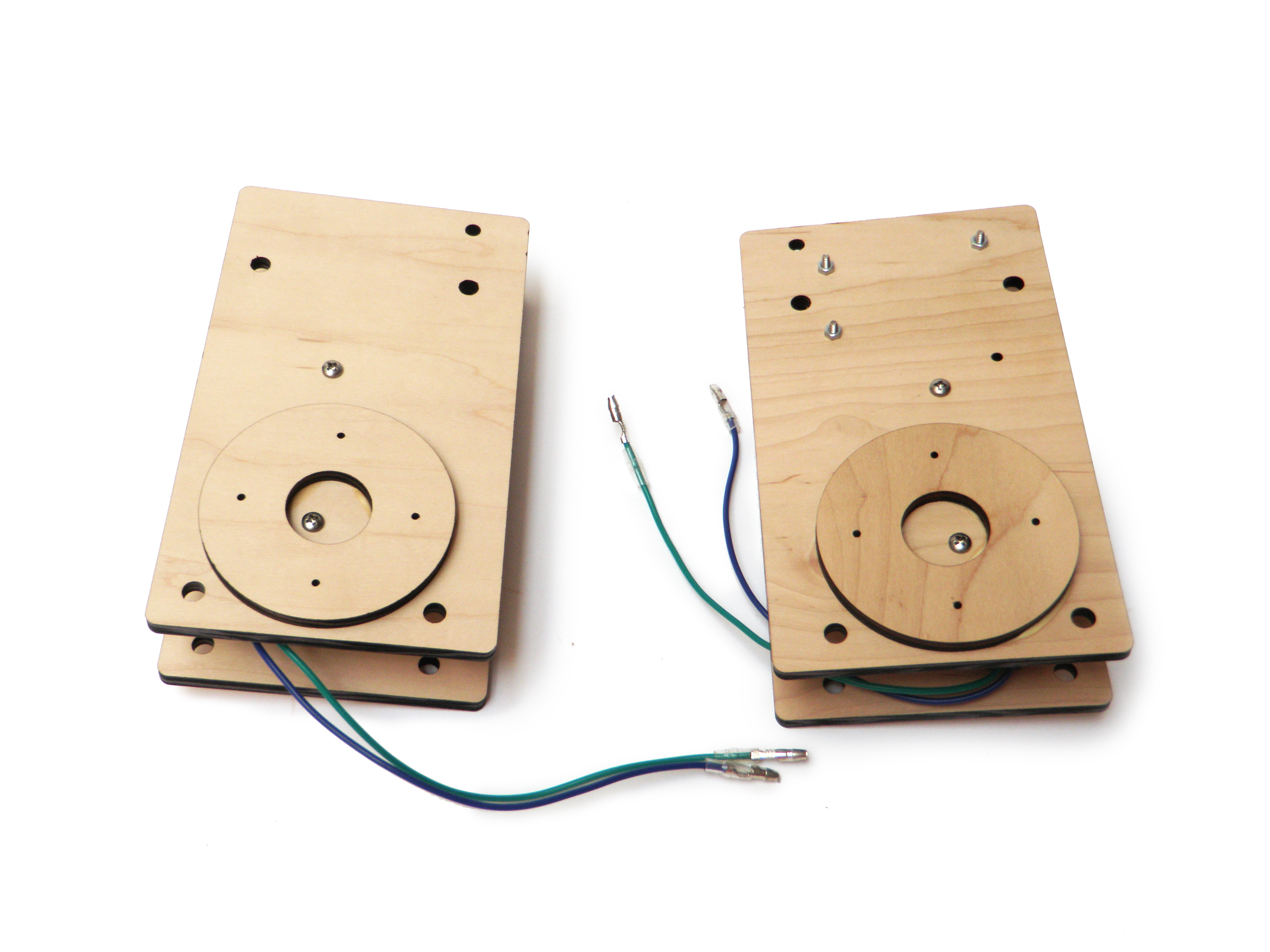 Picture of Motor Brackets