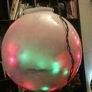 Outdoor Blinking Christmas Ornament