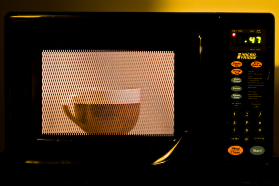 Picture of Microwaving