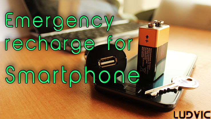 Picture of Emergency Charge for Your Smartphone