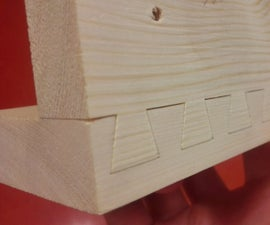 CNC Dovetail Joints