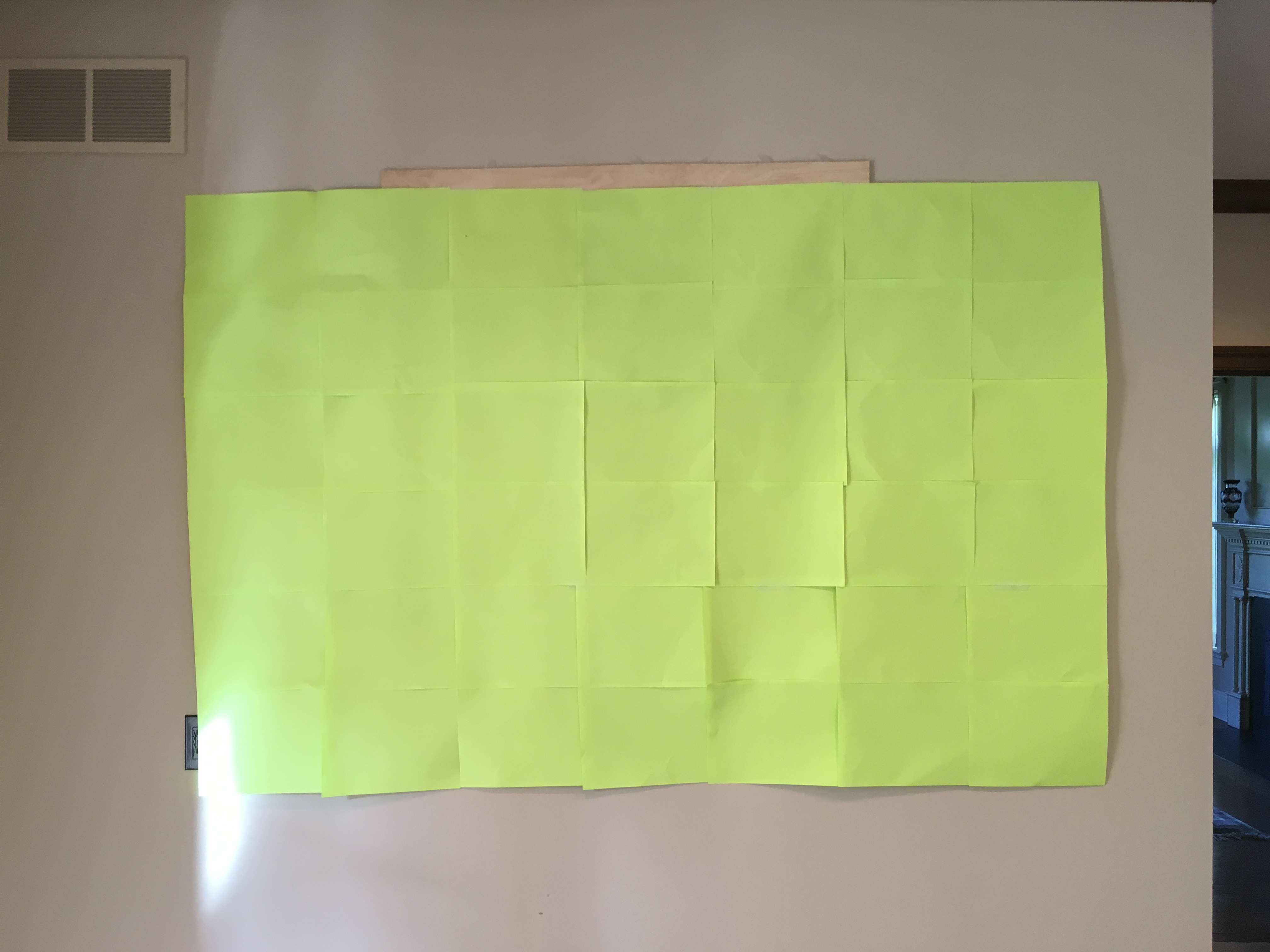 Picture of DIY Green Screen for Under $10 NEW