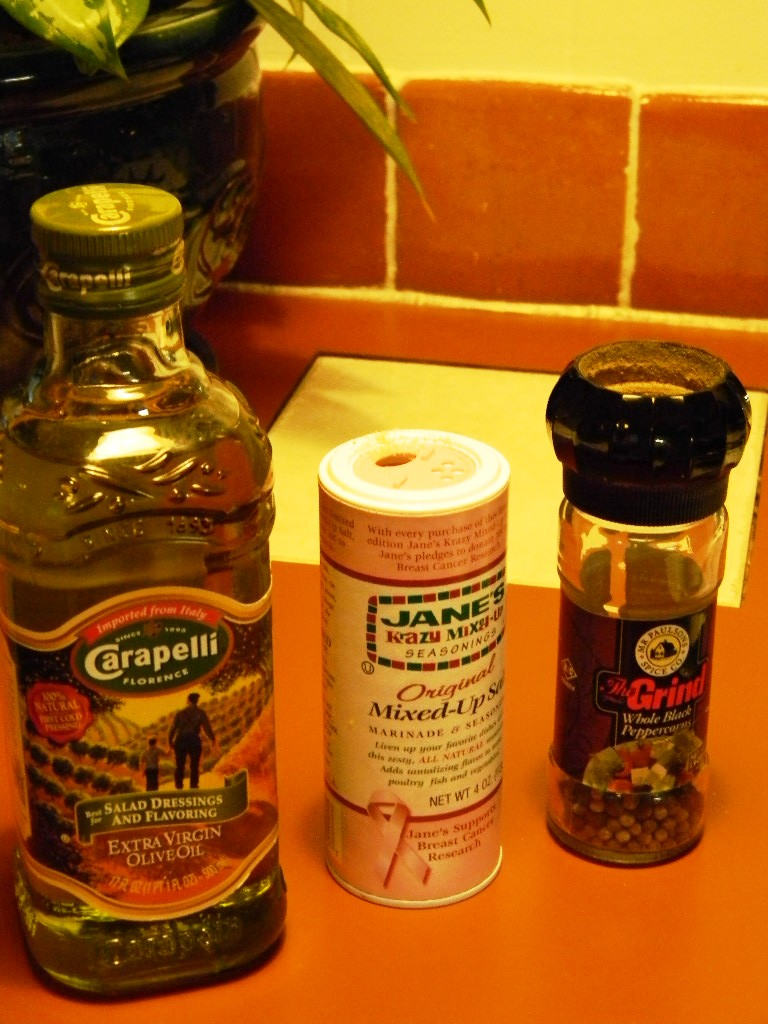Picture of Gather Ingredients