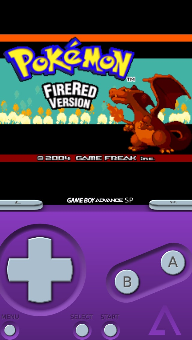 Picture of Pokemon Fire Red Walkthrough #1
