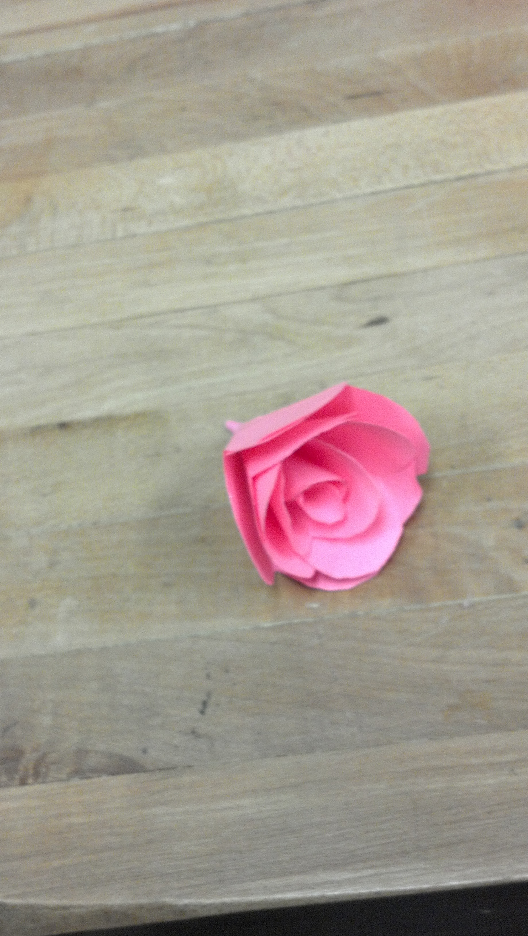 Picture of Assembling the Flower