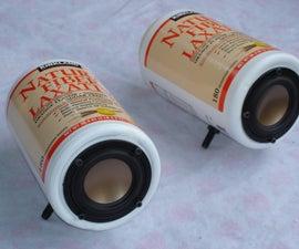 Mark I Super Psyllium Passivia Speakers