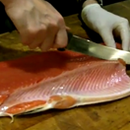 How to Trim a Salmon Fillet