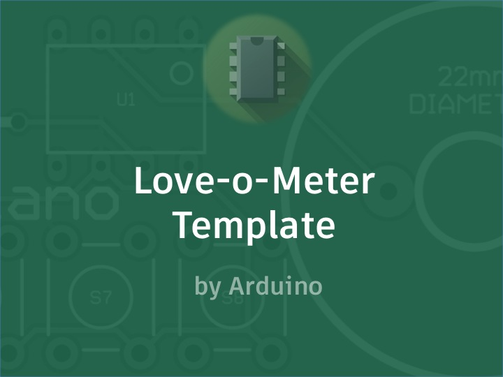 Picture of Love-o-Meter Template