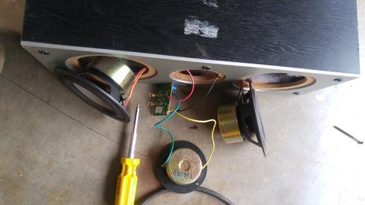 Old Working Computer Speaker