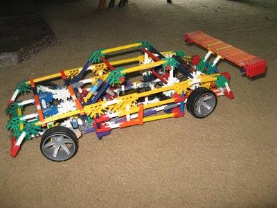 Knex Mazda Drifter