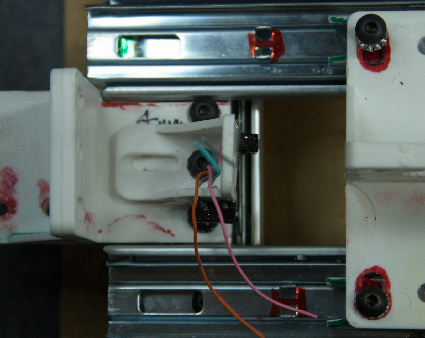 Picture of Frame: X & Z-axis