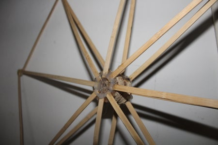 Connect the Diagonals of the Wheel