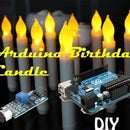 Arduino Birthday Candle
