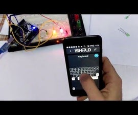 Control your light system using your smart phone