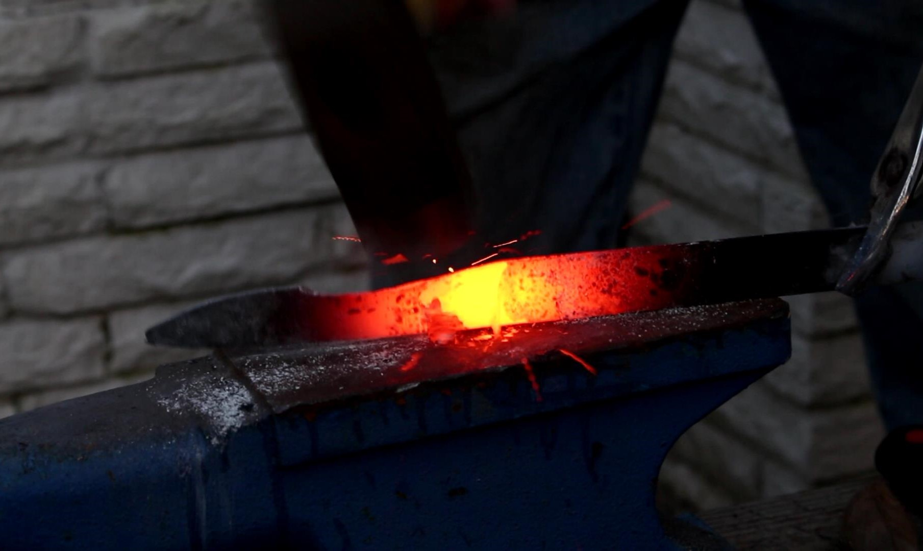 Picture of Forging Handle (most of It, Anyway)
