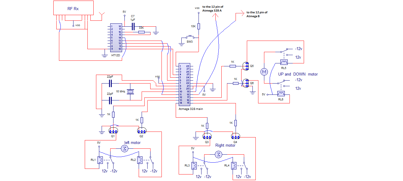 Picture of Connections and Wiring Digrams