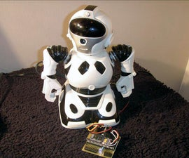 Make a Robot with Camera Color Recognition