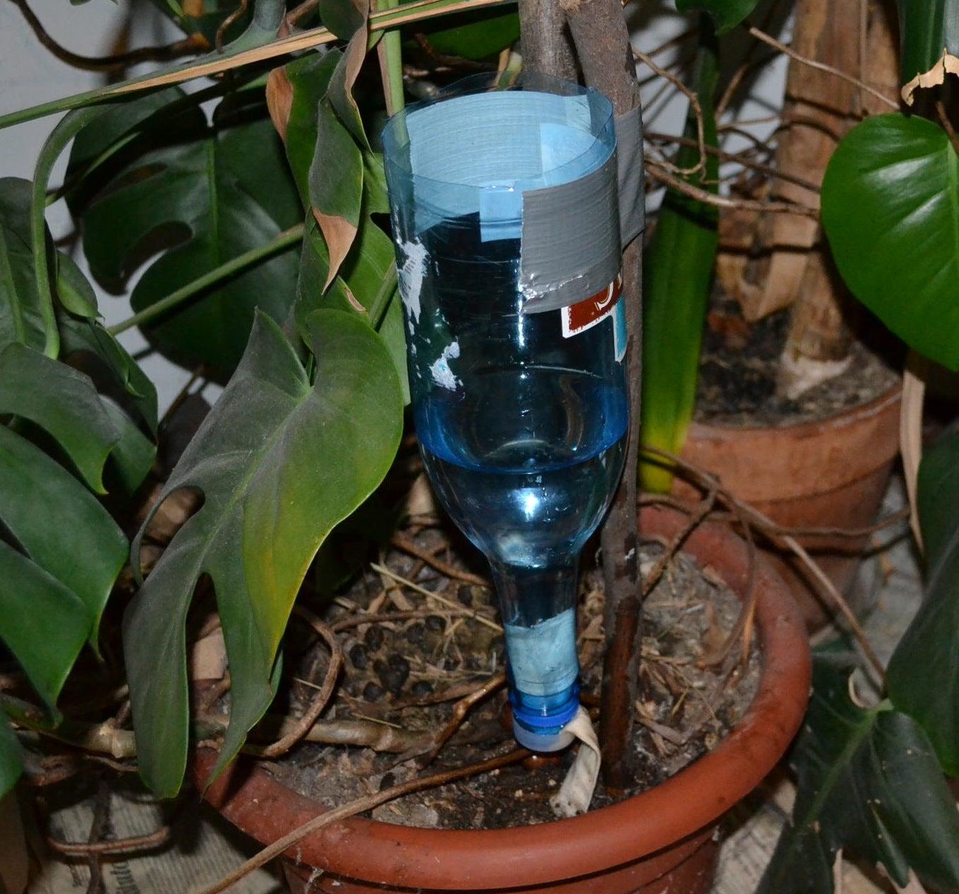 DIY DRIP WATERING SYSTEM (adjustable) ♻: 6 Steps