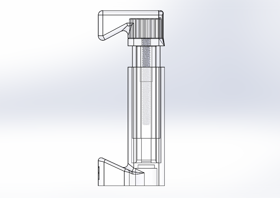 Picture of The Core Adjustment Mechanism